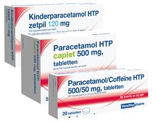 Paracetamol bestellen